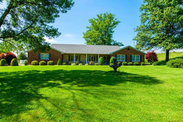 1093 W 150 S Road, Princeton, IN 47670 (MLS #202025099) :: Parker Team