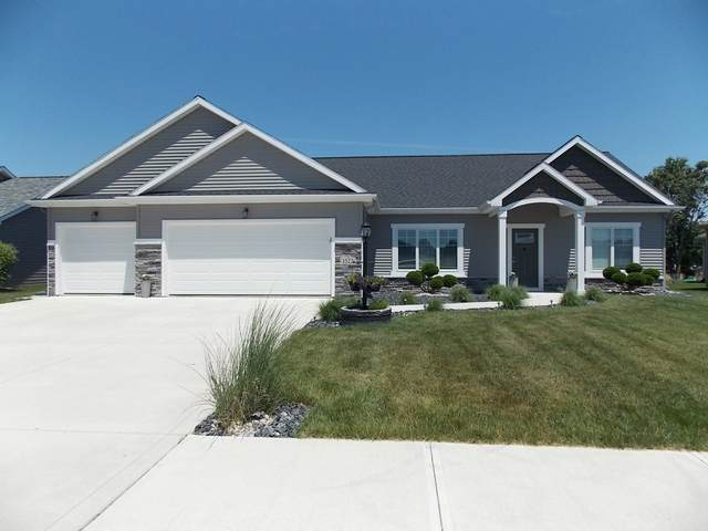 1522 Javelin Drive, Huntertown, IN 46748 (MLS #202025243) :: TEAM Tamara