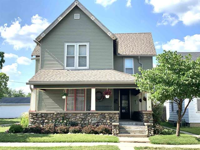 1122 W 3RD Street, Marion, IN 46952 (MLS #202025244) :: The Carole King Team