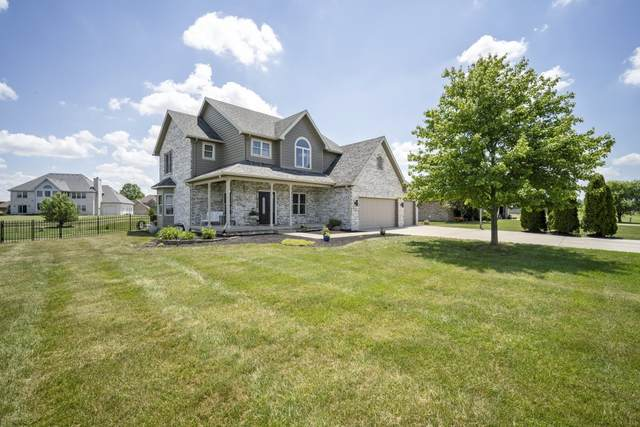 4244 S 200 W, Kokomo, IN 46902 (MLS #202025303) :: Parker Team
