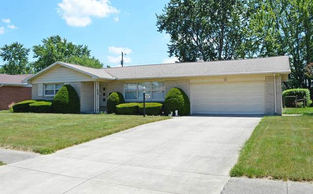 911 W Estate Street, Marion, IN 46952 (MLS #202025352) :: The Carole King Team