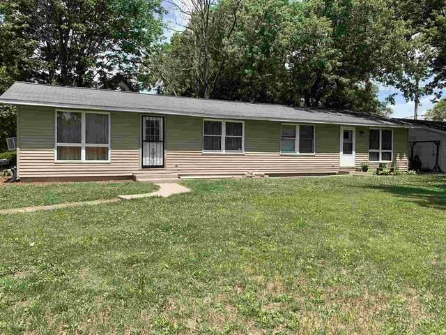 800 N Jefferson Street, Hartford City, IN 47348 (MLS #202025379) :: The ORR Home Selling Team
