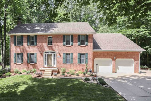 300 The Woods, Bedford, IN 47421 (MLS #202025410) :: Anthony REALTORS