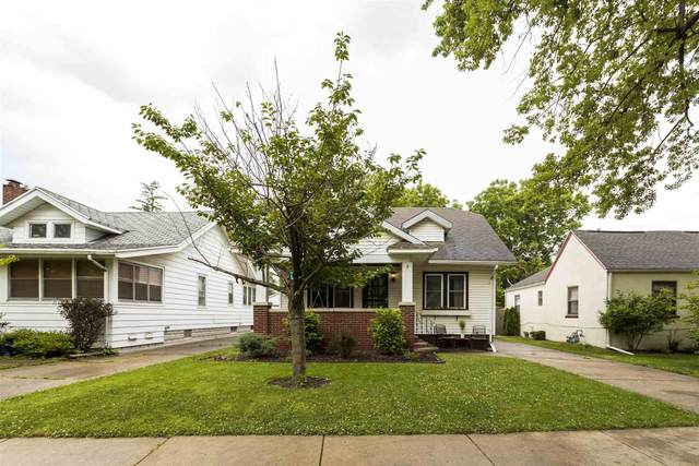 1119 E Victoria Street, South Bend, IN 46614 (MLS #202025415) :: Anthony REALTORS