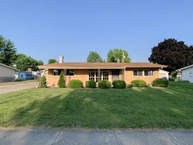 1300 Belvedere Drive, Kokomo, IN 46902 (MLS #202025444) :: The Carole King Team