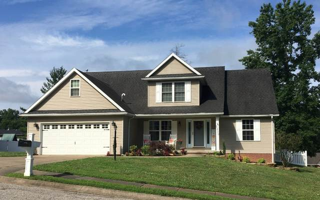 2950 Iris Court, Evansville, IN 47720 (MLS #202025466) :: Hoosier Heartland Team | RE/MAX Crossroads