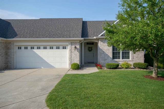 2016 Stratford Court, Goshen, IN 46526 (MLS #202025516) :: Parker Team