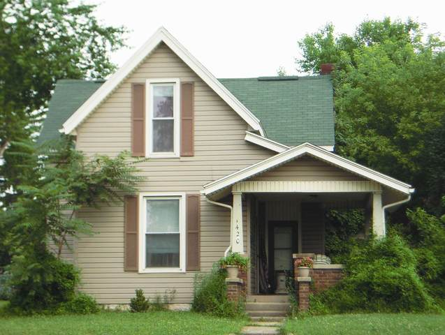 1420 W 2nd Street, Marion, IN 46952 (MLS #202025521) :: The Carole King Team