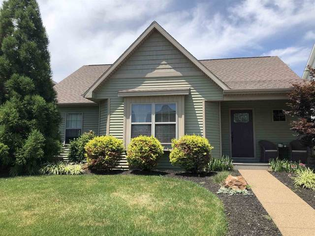 15424 Shakespeare Drive, Evansville, IN 47725 (MLS #202025523) :: Hoosier Heartland Team | RE/MAX Crossroads