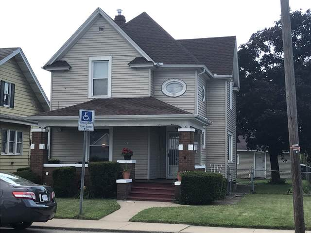 613 S Olive Street, South Bend, IN 46619 (MLS #202025525) :: Hoosier Heartland Team | RE/MAX Crossroads
