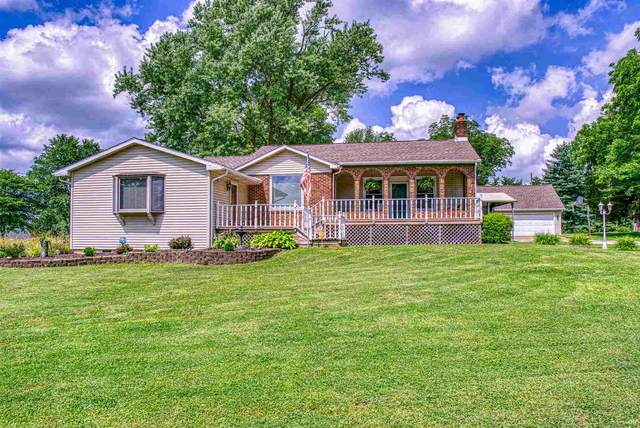 13408 Old State Road, Evansville, IN 47725 (MLS #202025528) :: Hoosier Heartland Team | RE/MAX Crossroads