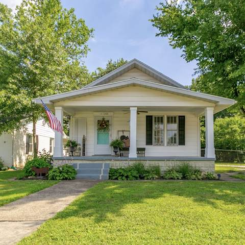2101 Washington Avenue, Evansville, IN 47714 (MLS #202025543) :: Hoosier Heartland Team | RE/MAX Crossroads
