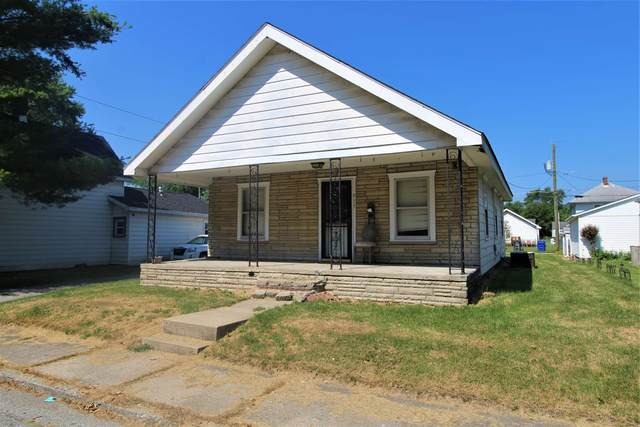913 N Morrison Street, Kokomo, IN 46901 (MLS #202025557) :: The Romanski Group - Keller Williams Realty