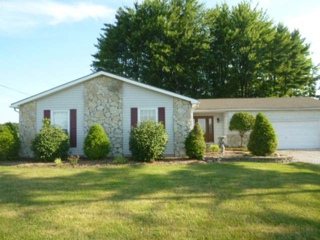 3379 E 350, Marion, IN 46952 (MLS #202025591) :: The Carole King Team