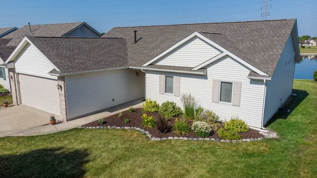 6912 Creekwood Trail, Fort Wayne, IN 46835 (MLS #202025609) :: Hoosier Heartland Team | RE/MAX Crossroads