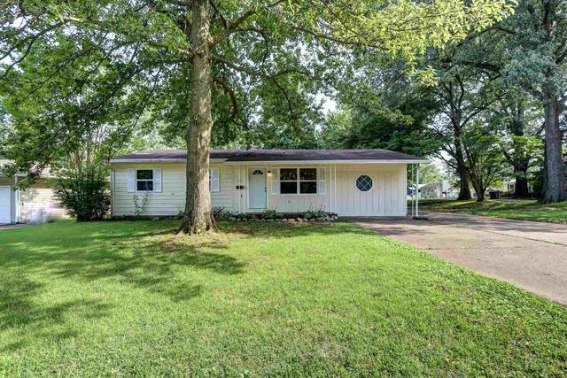3801 Kathleen Avenue, Evansville, IN 47714 (MLS #202025668) :: Hoosier Heartland Team | RE/MAX Crossroads