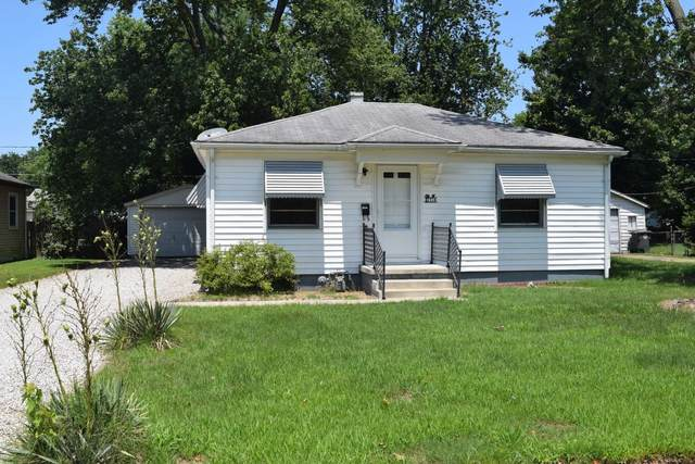 1714 Cass Avenue, Evansville, IN 47714 (MLS #202025672) :: Hoosier Heartland Team | RE/MAX Crossroads