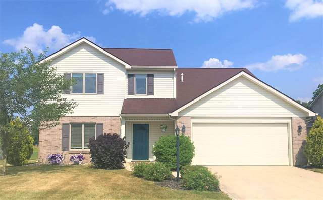 2202 Heather Court, Warsaw, IN 46580 (MLS #202025681) :: The Carole King Team