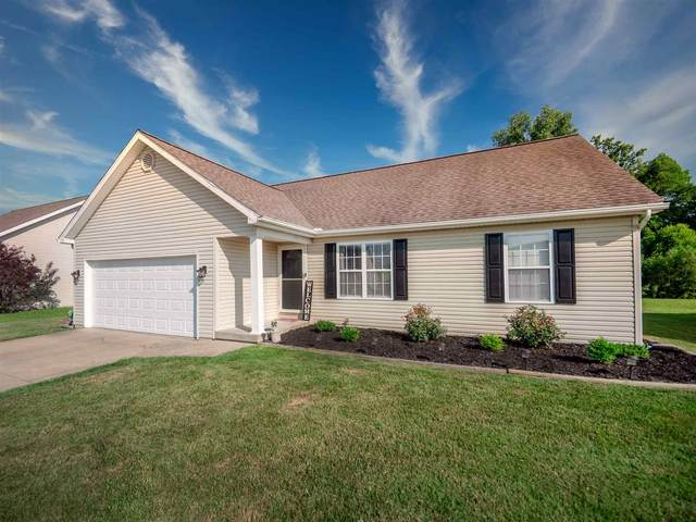 1900 Saint Lucia Drive, Newburgh, IN 47630 (MLS #202025762) :: Parker Team