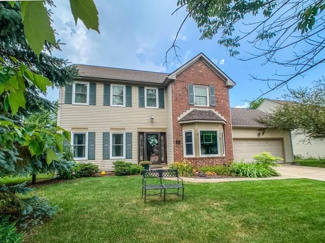 1850 King Eider Drive, West Lafayette, IN 47906 (MLS #202025964) :: The Romanski Group - Keller Williams Realty