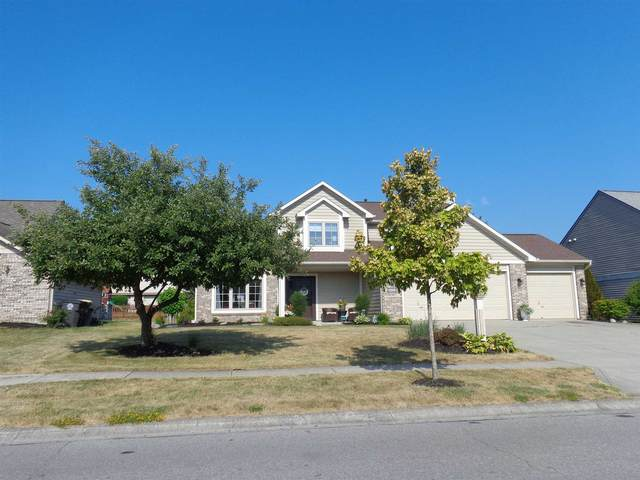 10607 Cherry Creek Road, Fort Wayne, IN 46818 (MLS #202025999) :: TEAM Tamara
