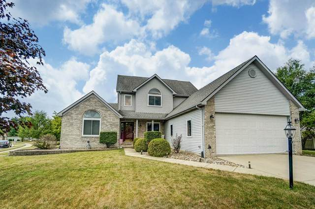 4930 Holly Oak Road, Fort Wayne, IN 46845 (MLS #202026040) :: TEAM Tamara