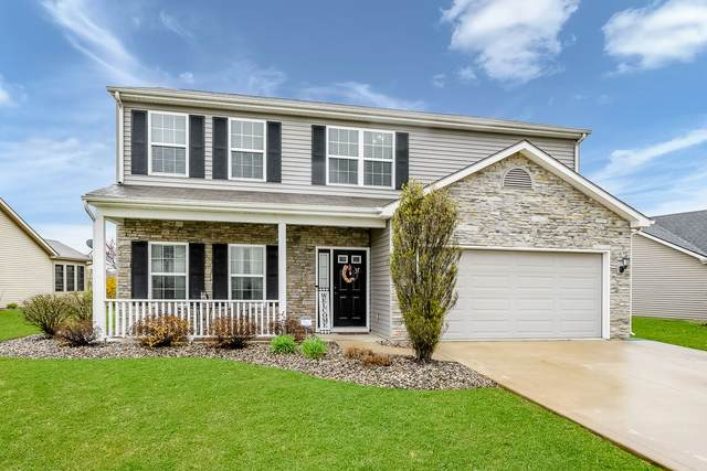 6811 Cleopatra Crossing, Fort Wayne, IN 46818 (MLS #202026053) :: TEAM Tamara