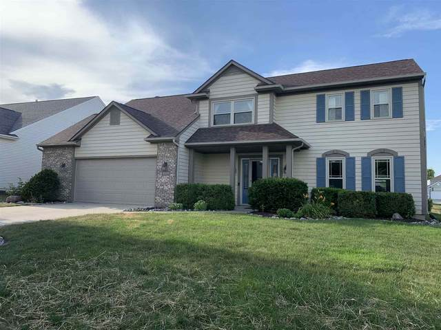 2930 Easton Ridge Place, Fort Wayne, IN 46818 (MLS #202026085) :: TEAM Tamara