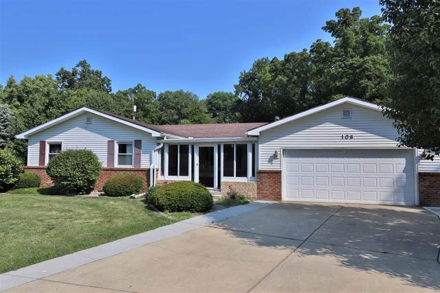 108 Van Tassel Drive, Monticello, IN 47960 (MLS #202026099) :: Parker Team
