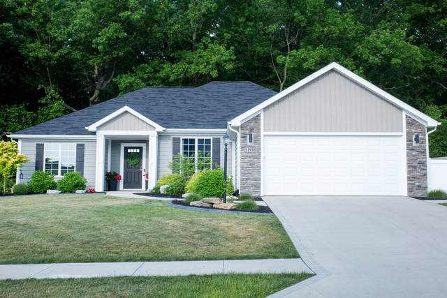 11950 Painted Peak Way, Fort Wayne, IN 46845 (MLS #202026272) :: The Dauby Team
