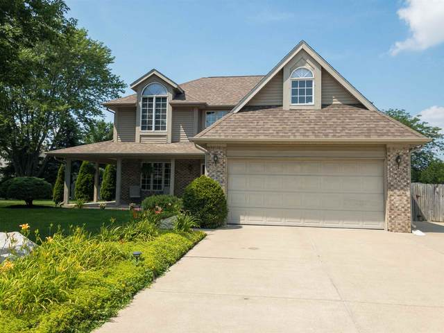 814 S Brookside Drive, Lafayette, IN 47909 (MLS #202026312) :: The Carole King Team