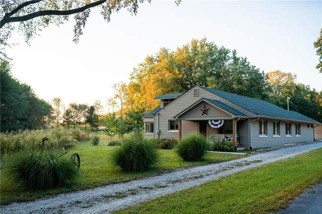 1574 State Road 252 Bypass, Martinsville, IN 46151 (MLS #202026317) :: Parker Team