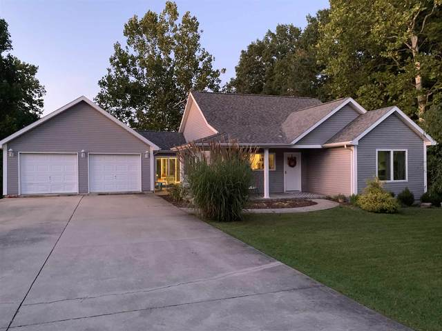 4599 E Division Road, Logansport, IN 46947 (MLS #202026375) :: The Dauby Team