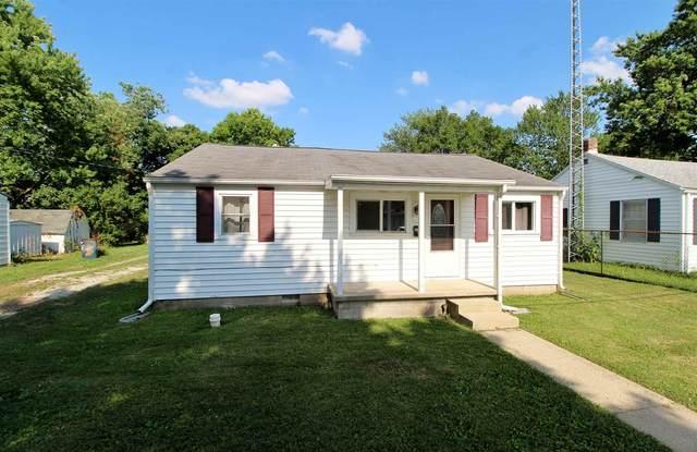 3811 S Houck Street, Marion, IN 46953 (MLS #202026391) :: The Romanski Group - Keller Williams Realty