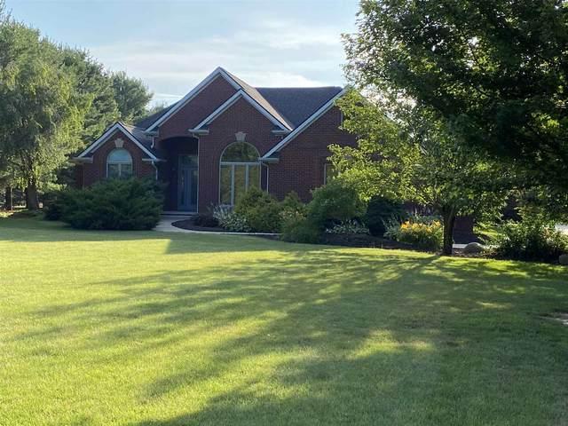 265 N 700 E Road, Greentown, IN 46936 (MLS #202026410) :: The Romanski Group - Keller Williams Realty