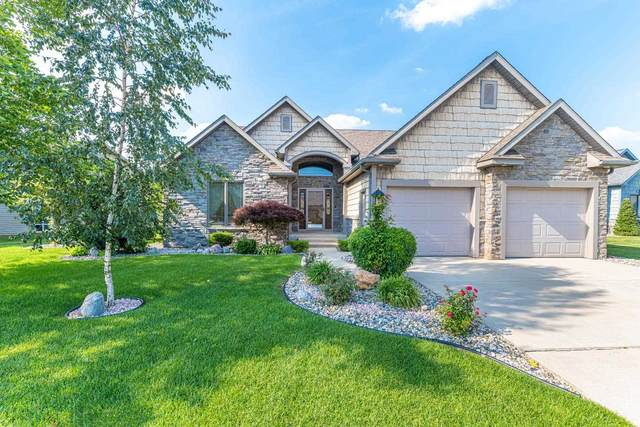 4006 Timber Court, Elkhart, IN 46514 (MLS #202026419) :: Anthony REALTORS