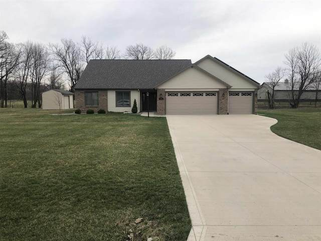 10951 Kress Road, Roanoke, IN 46783 (MLS #202026422) :: TEAM Tamara