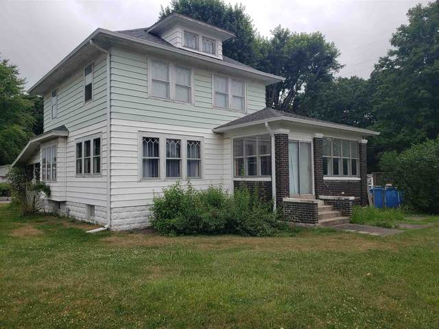5 W Clinton St. Street, Logansport, IN 46947 (MLS #202026432) :: The Carole King Team