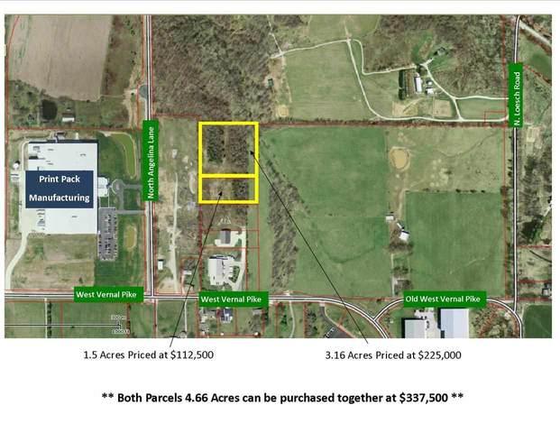 5156 W Vernal Pike, Bloomington, IN 47404 (MLS #202026473) :: Parker Team