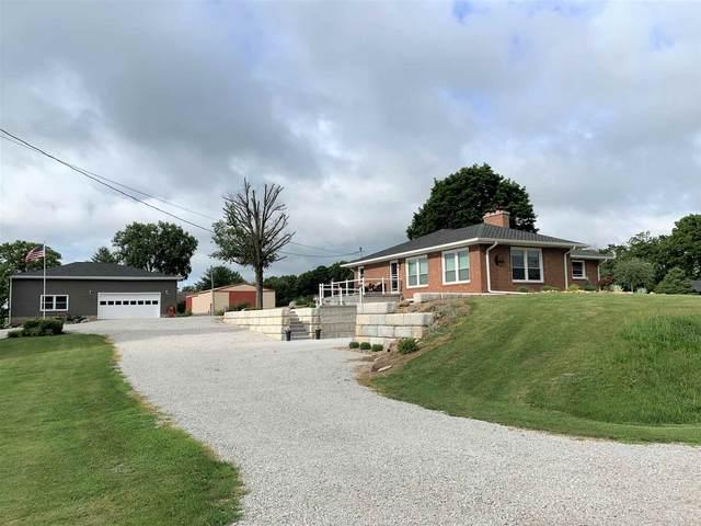 3829 E State Road 32 Road, Crawfordsville, IN 47933 (MLS #202026491) :: The Romanski Group - Keller Williams Realty