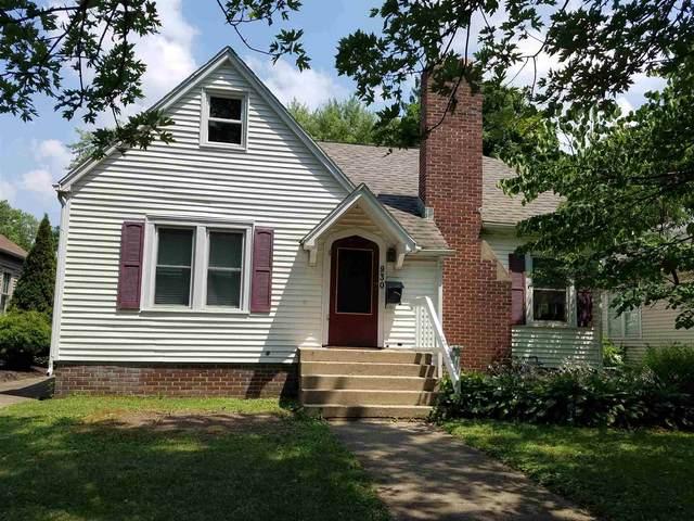 930 N Chauncey Avenue, West Lafayette, IN 47906 (MLS #202026503) :: The Romanski Group - Keller Williams Realty