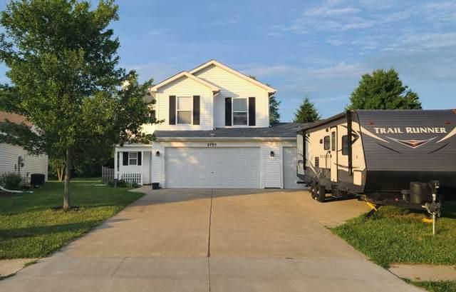 5707 N Bluegrass Circle, Lafayette, IN 47905 (MLS #202026505) :: The Romanski Group - Keller Williams Realty