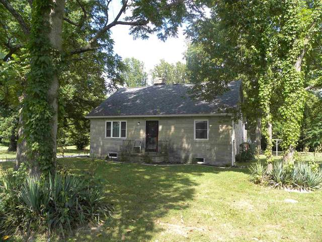 8262 N County Line Road, Gosport, IN 47433 (MLS #202026509) :: Parker Team