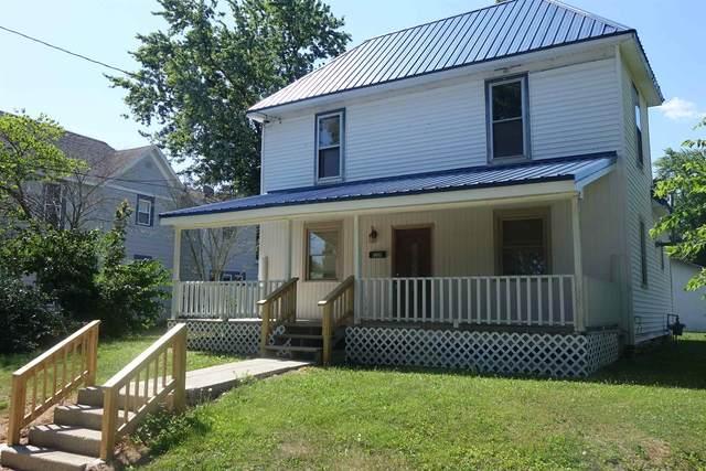 1329 Columbus Street, Wabash, IN 46992 (MLS #202026575) :: The Romanski Group - Keller Williams Realty