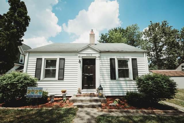 1425 Charlotte Avenue, Fort Wayne, IN 46805 (MLS #202026579) :: TEAM Tamara