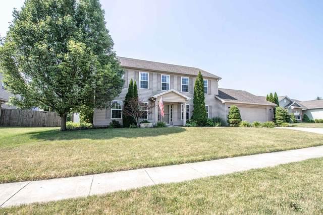 2815 Grosbeak Lane, West Lafayette, IN 47906 (MLS #202026609) :: The Romanski Group - Keller Williams Realty