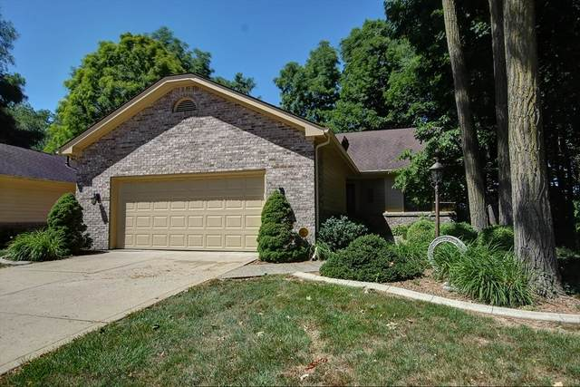 3409 Woodhaven Trail, Kokomo, IN 46902 (MLS #202026772) :: Parker Team