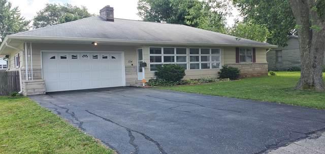 124 E Westmoreland Drive, Kokomo, IN 46901 (MLS #202026852) :: The Romanski Group - Keller Williams Realty