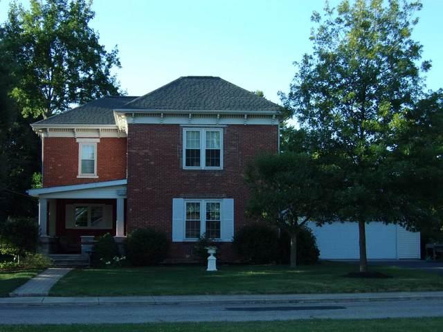 120 High St., Monticello, IN 47960 (MLS #202026961) :: The Romanski Group - Keller Williams Realty
