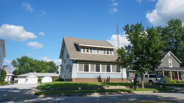 503 N Range Street, Wolcott, IN 47995 (MLS #202027039) :: The Romanski Group - Keller Williams Realty